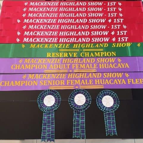 MacKenzie Highland Show 2021